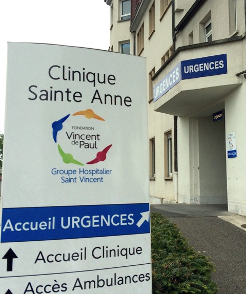 Urgences Clinique Sainte Anne Groupe Hospitalier Saint