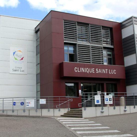 clinique à Schirmeck - Saint-luc